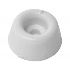 19mm White Seat Buffers