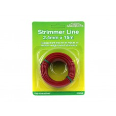 *TEMP OUT OF STOCK* 2.4mm x 15m Spool Strimmer Line