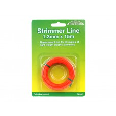 Strimmer Line Spool - 1.3mm x 15m