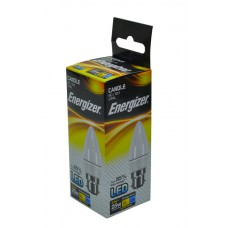 Energizer - LED Bulb - Candle 3.5W 250LM Opal B22 Warm White