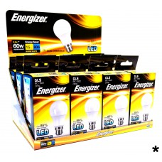 Energizer - LED Bulb - GLS 9W 806LM B22 Warm White
