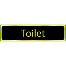 Toilet - POL (200 x 50mm)