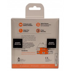 FireAngel Smoke Alarm - 1 Year Battery