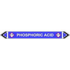 Flow Marker - Phosphoric Acid (Violet - 5 pack)