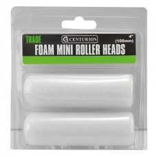 "100mm (4"") Foam Roller Heads (Pack of 2)"
