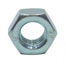 M12 ZP Steel Hex Nuts