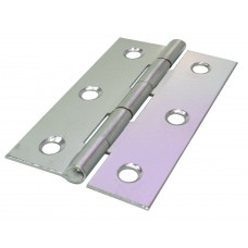 75mm CP 1838 Pattern Steel Butt Hinge (1 pair)