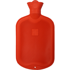 Hot Water Bottle - Ribbed - BS Standard - 2 Litre