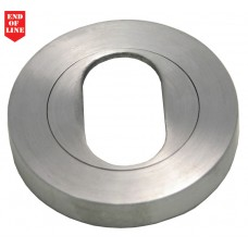 51mm SCP Oval Hole Escutcheon