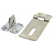 "75mm (3"") BZP Safety Hasp & Staple"