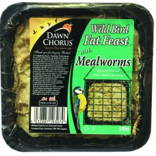 Bird Suet Block - Mealworm