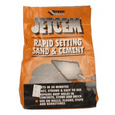 EverBuild Jetcem Premix Sand and Cement -2kg