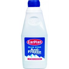 CarPlan Bluestar Antifreeze - 1 Litre