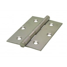 "75mm (3"") x 50mm (2"") x 1.5mm SSS Butt Hinges (1 pair)"