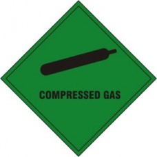 Compressed gas - SAV (100 x 100mm)