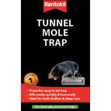 Rentokil - Tunnel Mole Trap