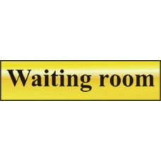 Waiting room - POL (200 x 50mm)