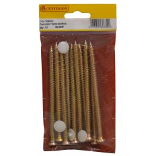 7.5mm x 122mm Concrete Frame Screws (Pack of 10)
