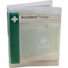 Accident Book Folder