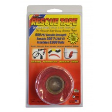 Red rescue tape - 3.6 metre roll