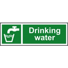 Drinking water - RPVC (300 x 100mm)