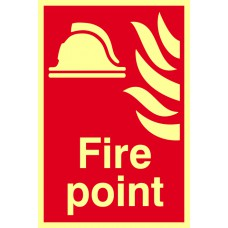 Fire point - PHS (200 x 300mm)