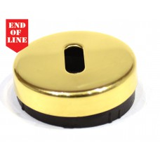 50mm PB Concealed Escutcheon