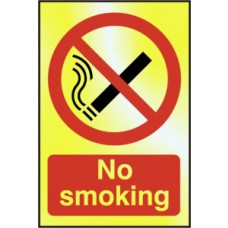 No smoking - POL (100 x 150mm)