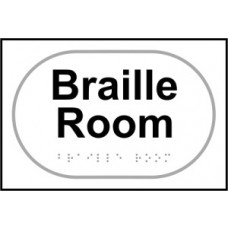 Braille room - Taktyle (225 x 150mm)