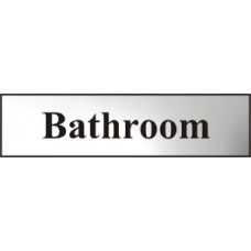 Bathroom - CHR (200 x 50mm)