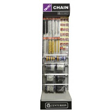 0.6m Chain & Accessories Merchandiser