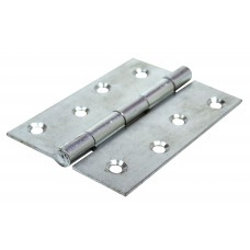 100mm ZP 1838 Pattern Steel Butt Hinge (1 pair)