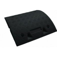 Centre Speed Ramp Section - Black  (single)