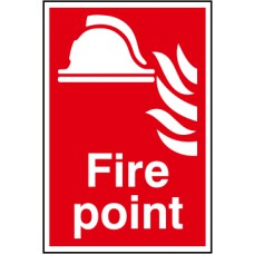 Fire point - RPVC (200 x 300mm) superseed 13951