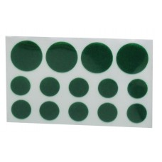 Self Adhesive Assorted Felt Pads (Pack of 20)