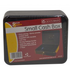 *TEMP OUT OF STOCK* 200 x 90 x 190mm Small Cash Box