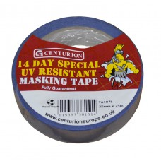 25mm x 25m UV Resistant Masking Tape