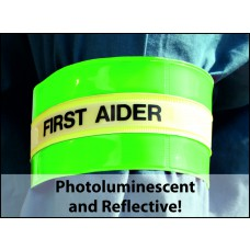 Armband Hi-vis First aider