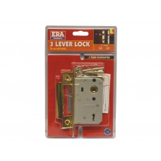 "(473-32) 63mm (2.5"") EB 3 Lever Mortice Sashlock"