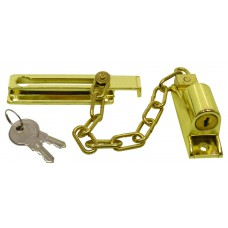 115mm PB Locking Door Chain