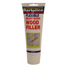 Bartoline 330gm Tube White Wood Filler