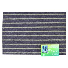 Mat - Brown Alleppey Stripes Coir - 40 x 60cm