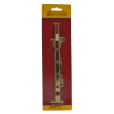 "250mm (10"") PB Traditional Pattern Locking Casement Stay"