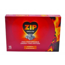 Firelighters - Zip Energy Original - 15PK (DGN)