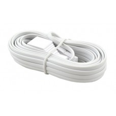 5m Telephone Extension Lead