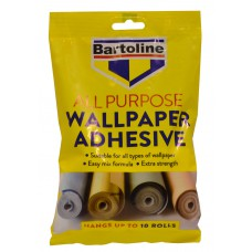 Bartoline All Purpose Wallpaper Adhesive 10 roll packet