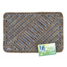 Mats - Boston Brush Coir Mat (Natural) - 39cm x 57cm
