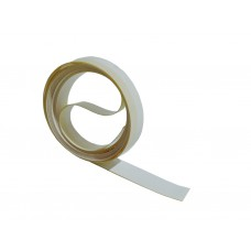 5m White Polystyrene 'V' Strip (for gap size 1.5 - 5mm)