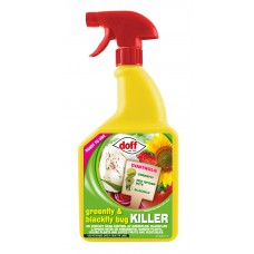 *TEMP OUT OF STOCK* Doff - Greenfly & Blackfly Killer - 1 Litre