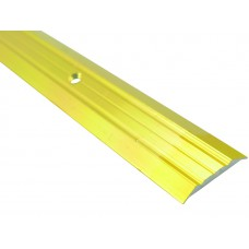 25mm Width Gold Lino Cover Strip